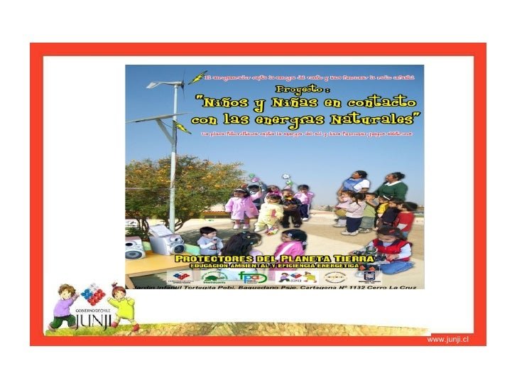 Junta Nacional de Jardines Infantiles / Santiago, Mayo de 2008 www.junji.cl