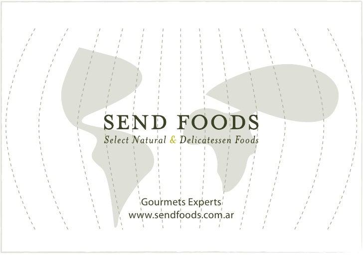 Gourmets Experts www.sendfoods.com.ar