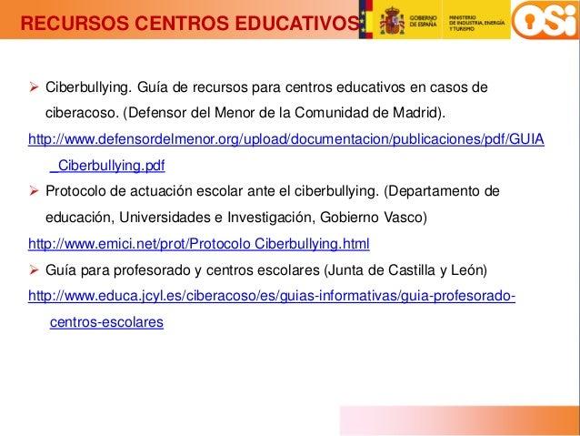 Presentacion sensibilizacion redes - Casos de ciberacoso en espana ...