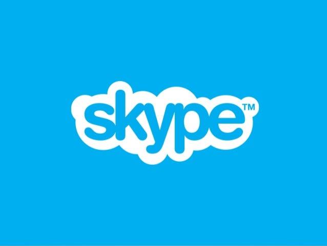 Skype es un software que permite que todo el mundo se comunique. Millones de personas y empresas usan Skype para hacer lla...