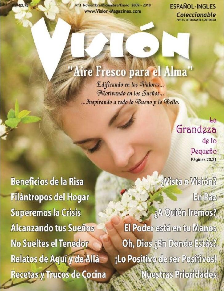 Vision Magazines Español