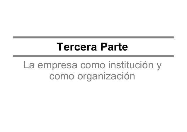 EL CONFLICTO EN LA EMPRESA (V) EL CONFLICTO RELACIONAL (TIPOS)  VINCULADOS A LOS OBJETIVOS Y NATURALEZA DE LAS INSTITUCION...