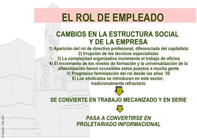ESTRICTAMENTE: Supone algún tipo de relación laboral/contractual permanente o habitual con la empresa (la desregulación de...