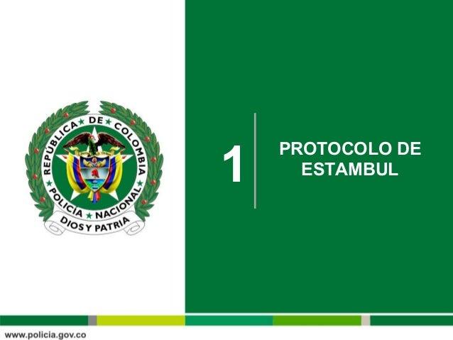 Presentacion sobre el protocolo de estambul Slide 3