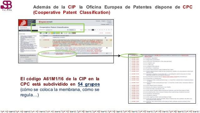 Fuentes de informaci n de patentes y marcas for Oficina europea de patentes