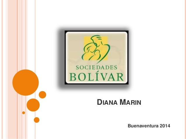 DIANA MARIN Buenaventura 2014