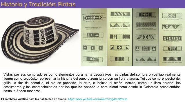 ... 9. Historia y Tradición  Pintas El sombrero vueltiao ... 0ce82898aa7