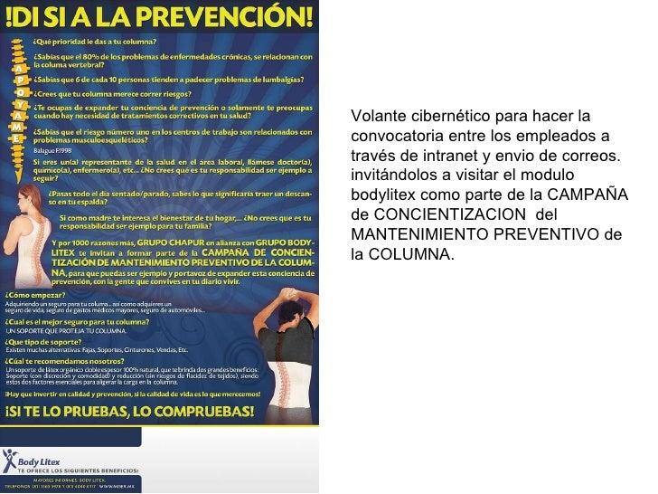 <ul><li>HOY EN DIA LA CULTURA ERGONOMICA ESTA MUY DESARROLLADA EN PAISES DE PRIMER MUNDO, SIN EMBARGO EN  MEXICO APENAS ES...