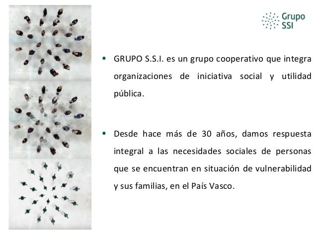 Presentación de Grupo SSI en Orientagune con Mondragon Unibertsitatea Slide 3
