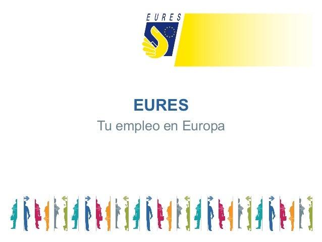 EURESTu empleo en Europa