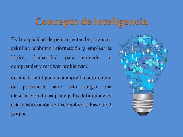 Modelos Factoriales de la Inteligencia Humana