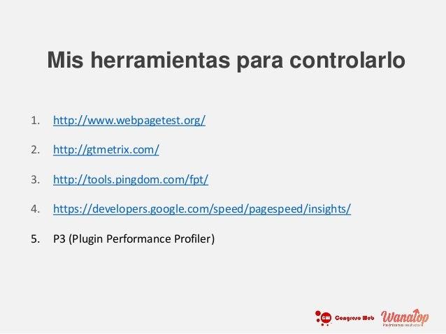 1. http://www.webpagetest.org/ 2. http://gtmetrix.com/ 3. http://tools.pingdom.com/fpt/ 4. https://developers.google.com/s...
