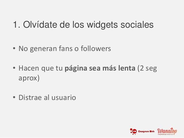55 No hay clic en widgets sociales