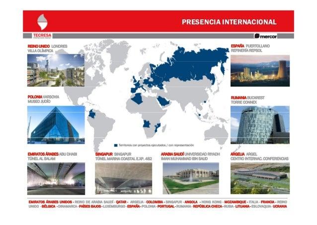 PRESENCIA INTERNACIONAL REINO UNIDO LONDRES VILLA OLÍMPICA  ESPAÑA PUERTOLLANO REFINERÍA REPSOL  POLONIA VARSOVIA MUSEO JU...