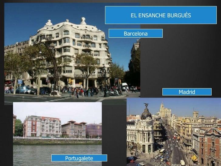 El espacio urbano tema 5 distancia geograf a for El jardin portugalete