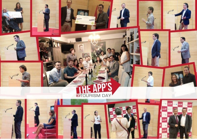 The Apps Tourism Day Remarks