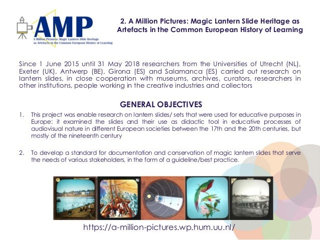 Since 1 June 2015 until 31 May 2018 researchers from the Universities of Utrecht (NL), Exeter (UK), Antwerp (BE), Girona (...