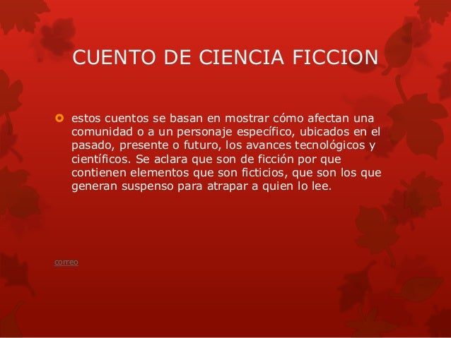genero de ciencia ficcion literatura latina - photo#17