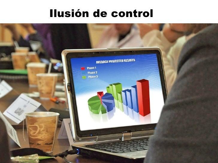 Ilusión de control
