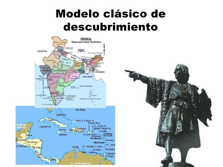 Modelo clásico de descubrimiento