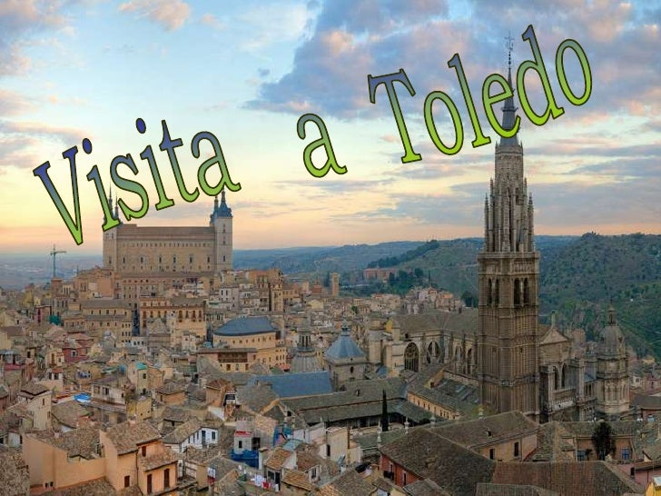 Visita   a  Toledo<br />