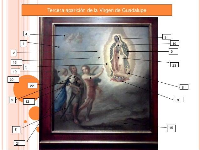 Tercera aparición de la Virgen de Guadalupe              4                                                                ...