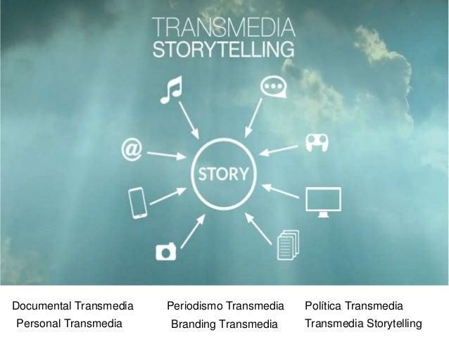 ¿Qué es Transmedia Storytelling?