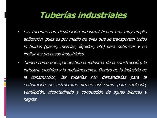 Presentacion tuberias - Liquidos para desatascar tuberias ...
