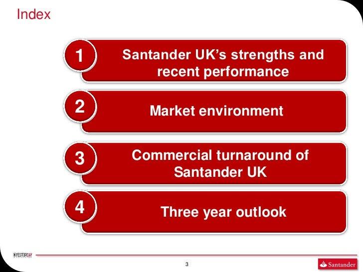 SANTANDER UK-SANTANDER INVESTOR DAY 2011 Slide 3