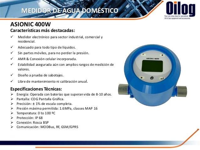 Amr medicion de agua potable medidores ultrasonicos - Medidor de agua ...