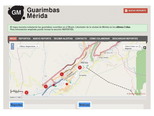 <<<< <<http://guarimbas.mapa.info.ve/<