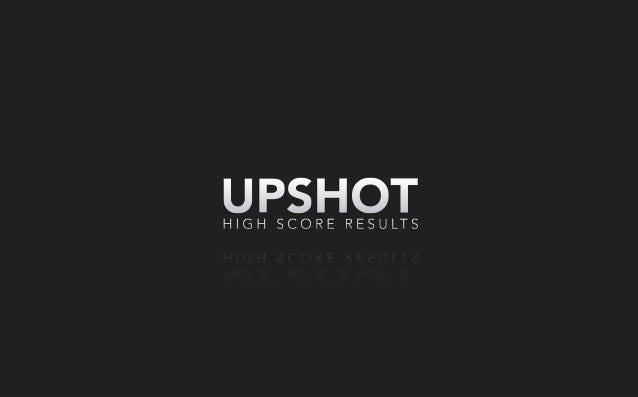 UPSHOT®  es un estudio de Marketing, PR y Diseño  Creamos soluciones integrales de comunicación  enfocadas 100% en potenci...