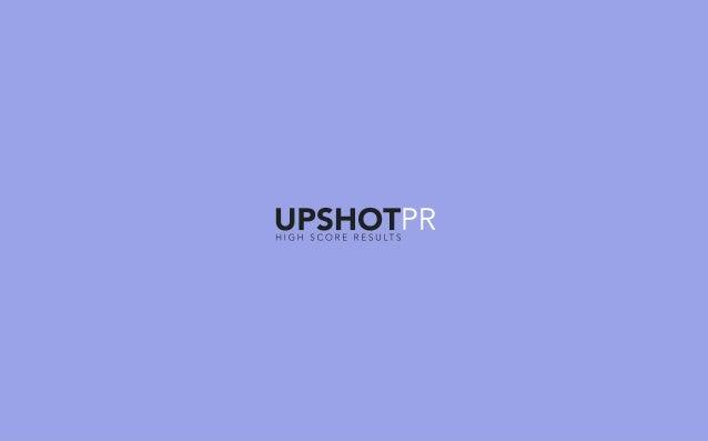Presentacion Upshot