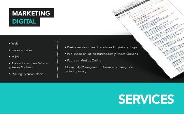 MATERIALES  PUBLICITARIOS  • Corpóreos  • Stands  • Merchandising  • Banners  • Carteles  • Ploteos  • PNT  SERVICES  Serv...