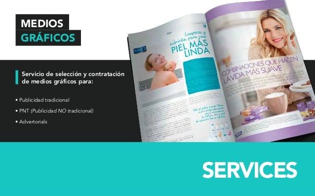 VÍA  PÚBLICA  • Publicidad estática  • Chupetes  • Corporeos  • PNT  SERVICES  Servicio de selección y contratación de esp...