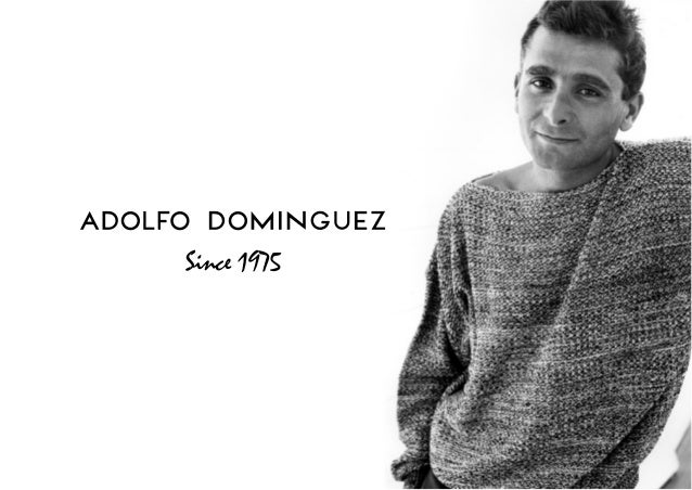 El sue o digital de adolfo dominguez for Adolfo dominguez acciones