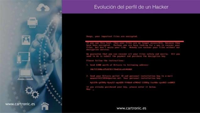 Ciberseguridad - Cartronic Group Slide 3