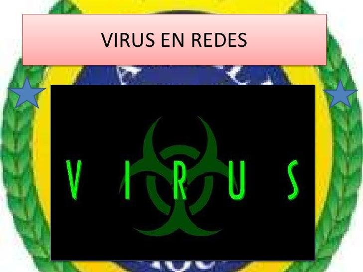 Virus En Redes Slide 3