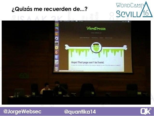 Ataque masivo a WordPress con ILLOWP Slide 3