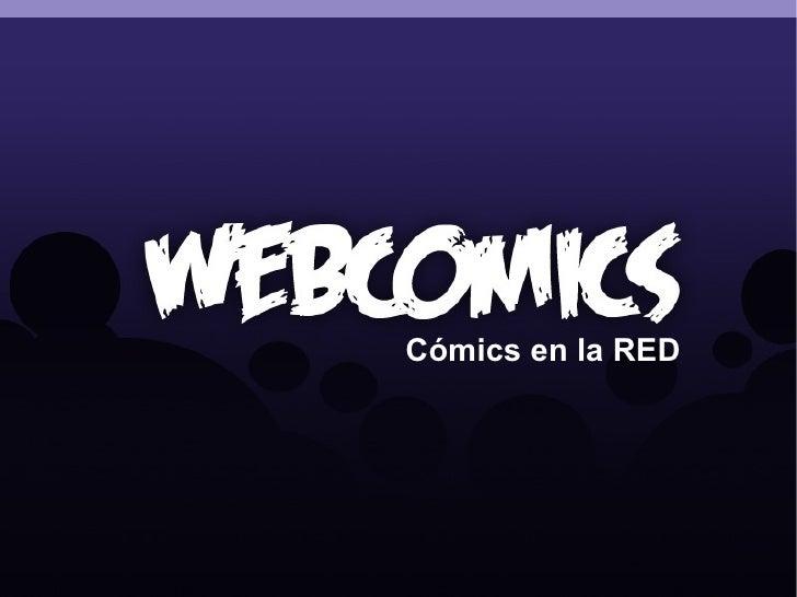 Cómics en la RED