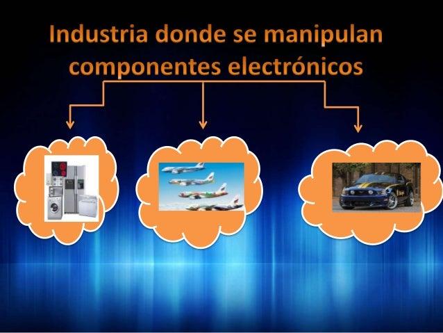 Control de electrost tica en la industria electr nica for Eliminar electricidad estatica oficina