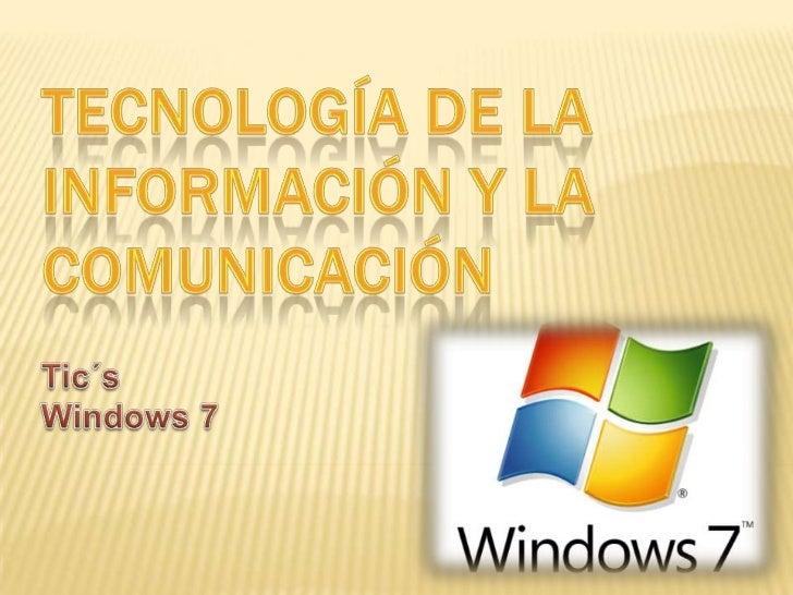    Novedades en Windows 7   Aplicaciones incluidas en Windows 7   Agregar o quitar programas   El sistema operativo Wi...