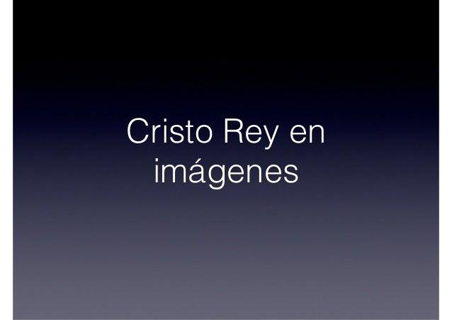 Presentación Cristo Rey