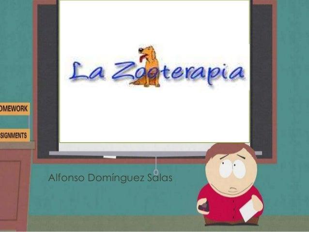 Alfonso Domínguez Salas