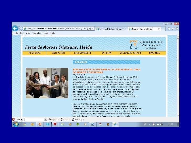 Els diversos models d'organitzaciófestivaFesta i diversitat culturalFesta i intergeneracionalitat