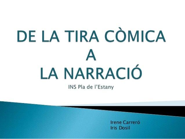Irene CarreróIris Dosil