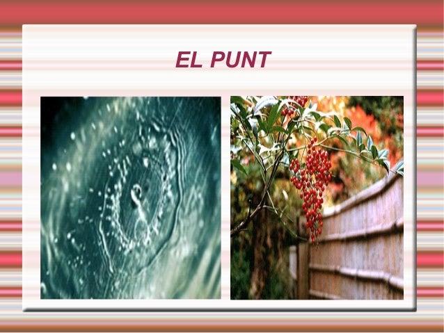 EL PUNT Fila 1 Fila 2 Fila 3 Fila 4 0 2 4 6 8 10 12 Columna 1 Columna 2 Columna 3