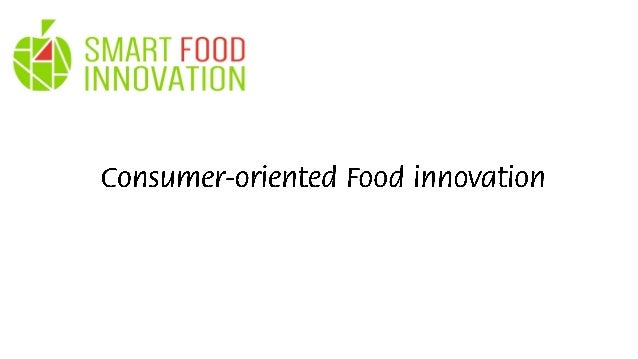 OurMotto  Smart Food Innovation is a Young company focused to be a link between consumers and food companies  Demands  Hea...