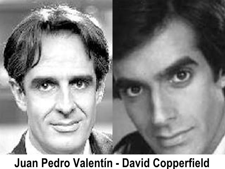 Juan Pedro Valentín - David Copperfield