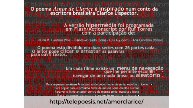 • Permet la reescriptura dels poemes per part de lector a través d'un motor de generació textual (Poemàrio). Cada lector p...